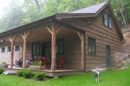 Guest Cottage w/ Porch near Stream - Weston