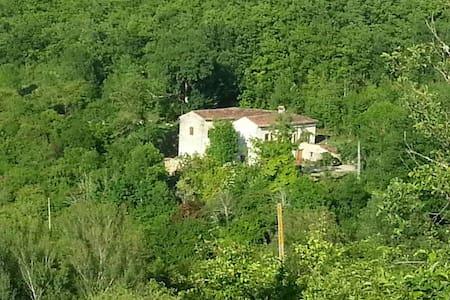Logement pour 2 à 3 km de cordes - Saint-Marcel-Campes - House