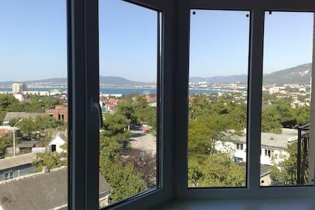 Комната с кондиционером и видом на бухту - Apartamento