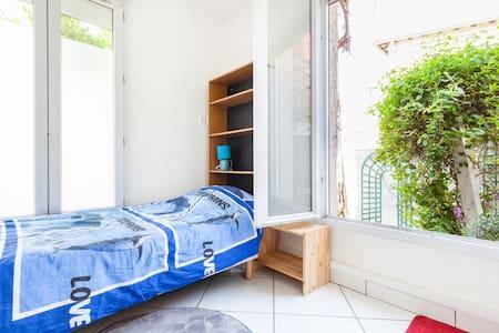 Chambre meublée en colocation - Fontenay-sous-Bois - Townhouse