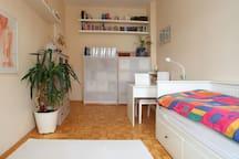 Zimmer in einer Altbauwohnung