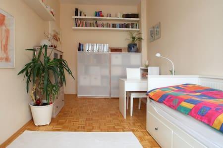 Zimmer in einer Altbauwohnung - Daire