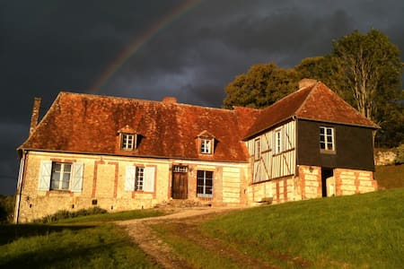 Normandie Manoir de la Germanière - Neuville-sur-Touques - Bed & Breakfast