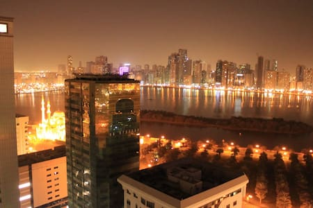 Fantastic location in Sharjah