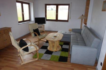 Wohlfühlen zwischen Harz + Solling - Wohnung