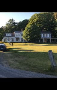 Vermont Getaway - Pis
