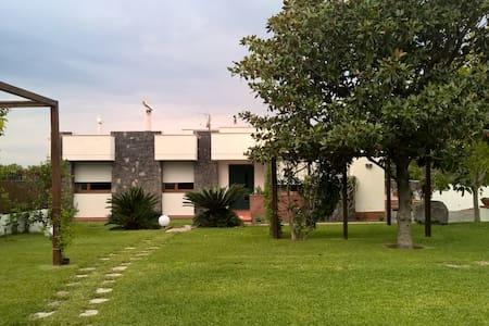 Camera Pompei B&B casa di Donna - Trecase