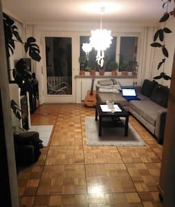 Gemütliches Hippiewohlfühlparadies - Lejlighedskompleks