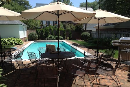 Historic Chevy Chase Village - Chevy Chase - Appartement