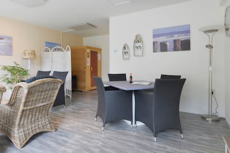 Cosy apartment in Cadzand-Bad - Lakás