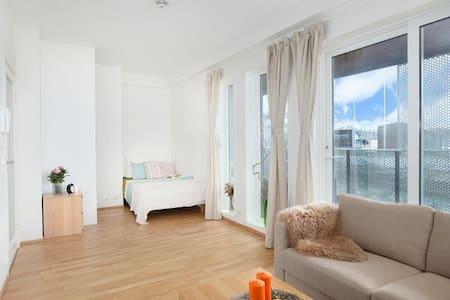 Bachelor appartment Stavanger/Sandnes - Stavanger - Apartamento
