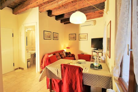 San Marco suite with canal view - Venice - Apartment