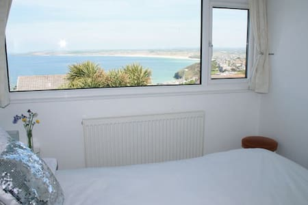 Sea Holly small double room - Carbis Bay - Bed & Breakfast