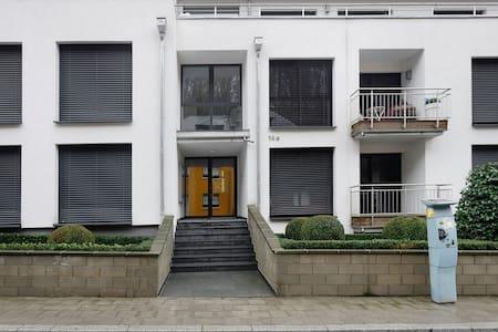 Luxury/90m²+27m²terr/5min Kirchberg - Lakás