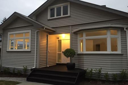 Central Manor - Cute Cosy and Comfy - Hokitika - Casa