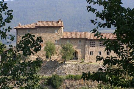 Podere Torremozza - Apt Il Nido, sleeps 2 guests - Pelago