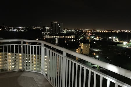 Beautiful Bay & City View - Aventura - Apartment
