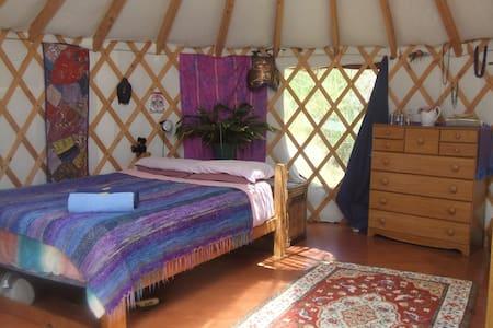 Yurt, in the country - Thorpe - Iurta