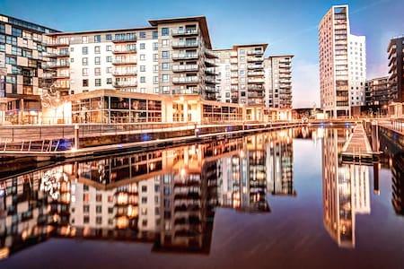 Luxury Leeds City Centre Apartment - Leeds - Apartment