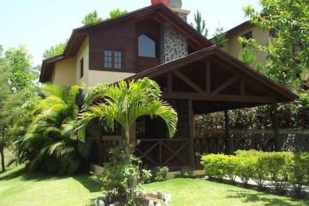Perfecta villa en Jarabacoa - Jarabacoa - Villa