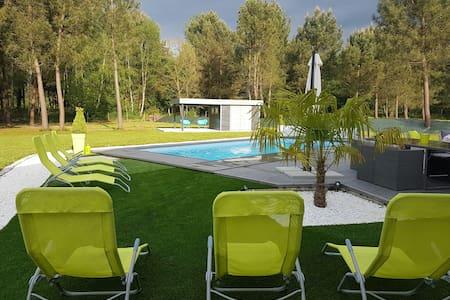 Magnifique villa avec piscine - Cérans-Foulletourte