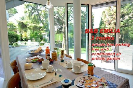 B&B EMILIA - GREEN ROOM -CANAL VIEW - Mira - Bed & Breakfast