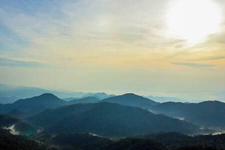 云顶高原的山脉景观 - Genting Highlands