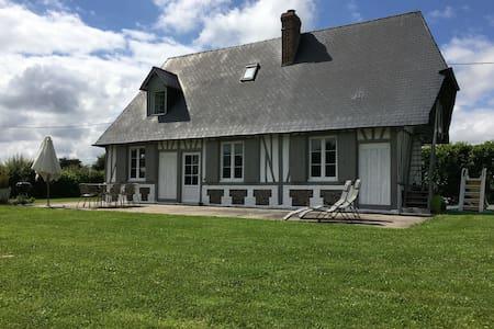 Charmante Maison Normande soignée - Noards - Haus