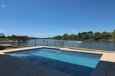 Clearwater Harbor on Lake LBJ - Casa