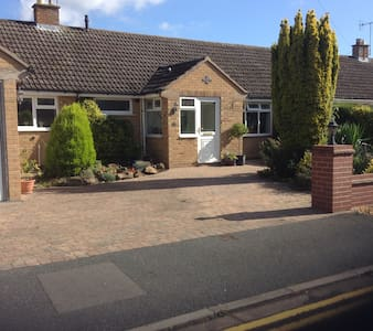 Sandfield Road - Stratford-upon-Avon - Bungalow