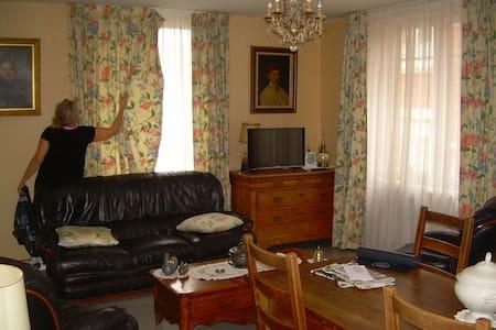 appartement a 10 mn du centre ville - Apartment