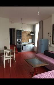 Sfeervol B&B in historisch centrum - eigen entree - Harlingen - Apartamento