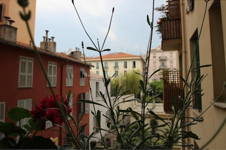 A small bedroom in the center of Nice - Nizza - Wohnung