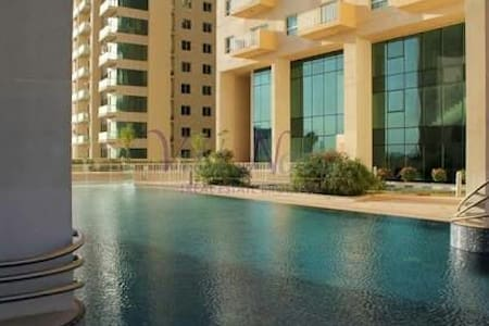 Modern, furnished 1 Bed + Amenities - Apartment