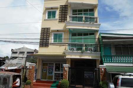 Siargao Island visit can stay at DAISUKE SUITES - Surigao City