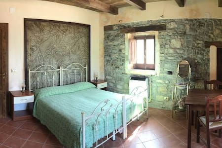 """Quercia"" room at CASA MASTROTA - House"