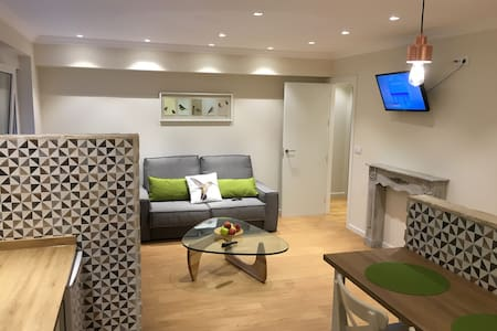 Piso en el centro recién reformado - Sarria - Apartment