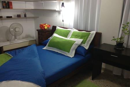 HABITACION CON BAÑO PRIVADO. - Appartement