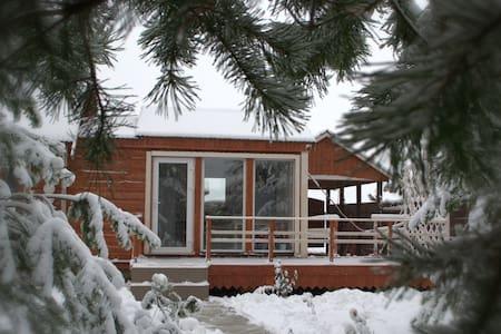Загородный отдых с комфортом - Hus