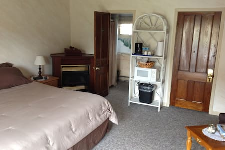King Suite Near Letchworth State Park - Casa