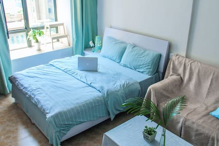 【SmileRoom】清新的一抹绿 深秋里的阳光 - 漳州 - Apartment