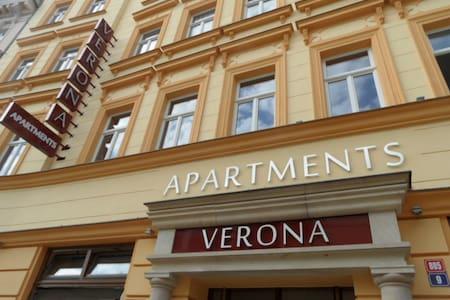 Apartment NERO Karlovy Vary - Karlovy Vary - Lägenhet
