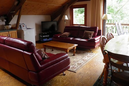 Laga Lodge Self-catering & Marine activity. - Acharacle - Appartement