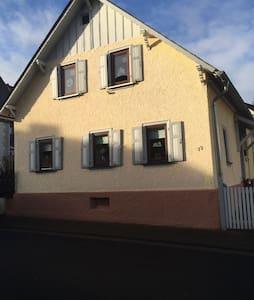 Idyllisches Ferienhaus - Neu-Anspach
