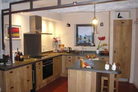 Sublime maison de village - Haus