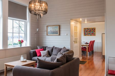 Ruim vakantiehuis aan de Fluessen - Elahuizen - Huis