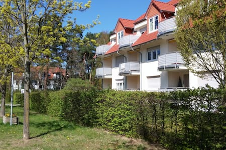 Traumhafte Ferienwohnung Bad Saarow! Schönste Ecke - Bad Saarow - Appartement