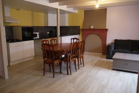 Maison rénovée proche Dinan - Haus