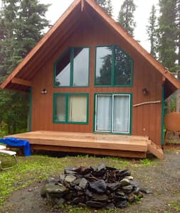 Kenai Riverfront cabin on the river - Sterling - House