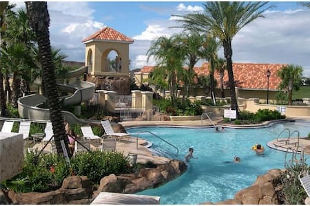 Amazing 4br 3ba Disney Resort Vacation Townhome - Stadswoning